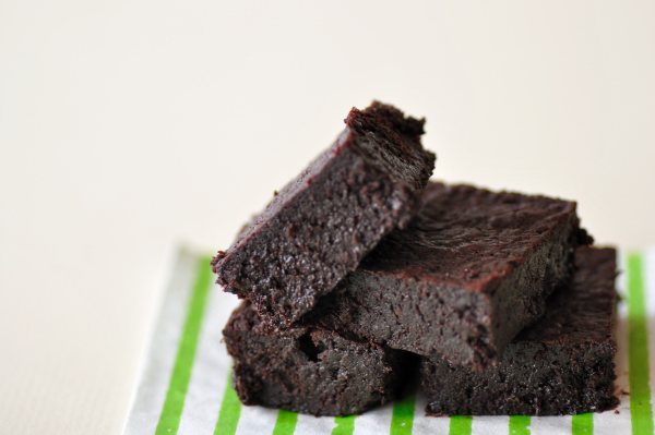 Spicy cocoa brownies